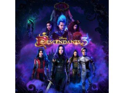 ORIGINAL SOUNDTRACK - Descendants 3 (CD)
