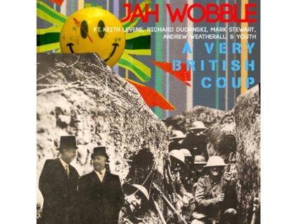 "JAH WOBBLE - A Very British Coup (Neon Orange Vinyl) (12"" Vinyl)"