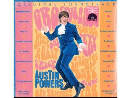 VARIOUS ARTISTS - Austin Powers - International Man Of Mystery (RSD 2020) (LP)