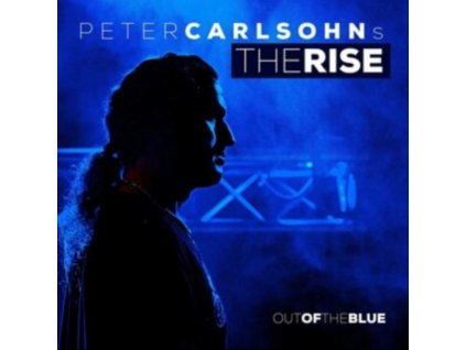 PETER CARLSOHNS THE RISE - Out Of The Blue (LP)