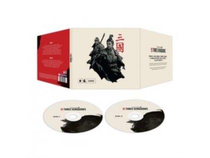 RICHARD BEDDOW / RICHARD BIRDSALL / TIM WYNN AND SIMON RAVN - Total War: Three Kingdoms - Original Soundtrack (CD)