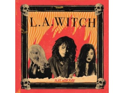 L.A. WITCH - Play With Fire (Coloured Vinyl) (LP)