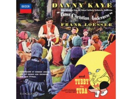 DANNY KAYE / GORDON JENKINS / CHORUS AND ORCHESTRA - Hans Christian Andersen & Tubby The Tuba (CD)
