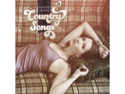 KAREN JONAS - Country Songs (LP)