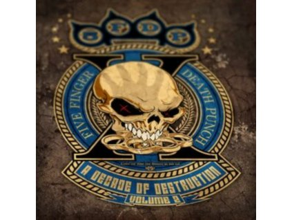 FIVE FINGER DEATH PUNCH - A Decade Of Destruction Volume 2 (LP)
