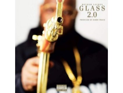 MEYHEM LAUREN & HARRY FRAUD - Glass 2.0 (LP)