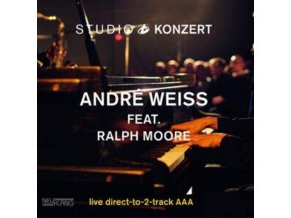 ANDRE WEISS - Studio Konzert (Feat. Ralph Moore) (LP)