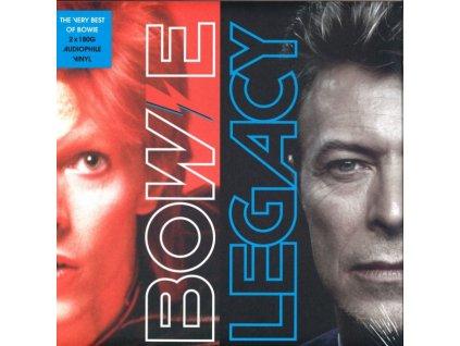 DAVID BOWIE - Legacy (LP)