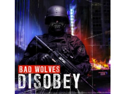 BAD WOLVES - Disobey (LP)