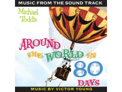 VICTOR YOUNG - Around The World In 80 Days - OST (CD)