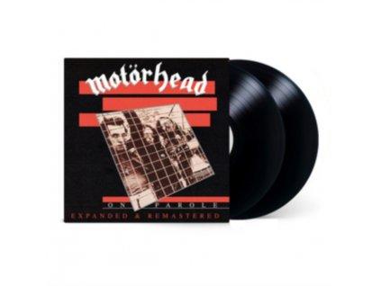 MOTORHEAD - On Parole (Expanded & Remastered Edition) (LP)