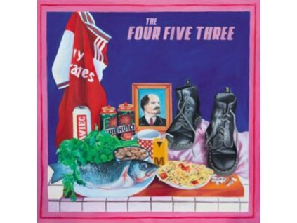 JACQUES - The Four Five Three (LP)