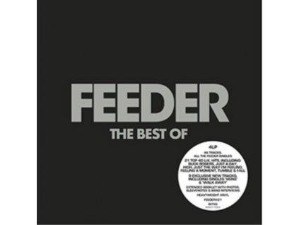 FEEDER - The Best Of (LP)