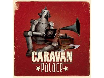 CARAVAN PALACE - Caravan Palace (LP)