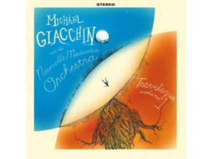 MICHAEL GIACCHINO AND HIS NOUVELLE MODERNICA ORCHESTRA - Travelogue Volume 1 (LP)