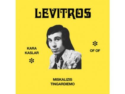 "LEVITROS - Levitros - Kara Kaslar (10"" Vinyl)"