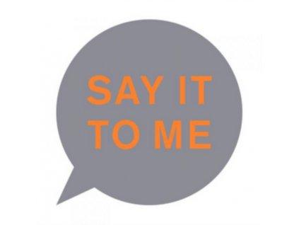 PET SHOP BOYS - Say It To Me (LP)