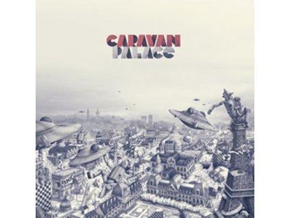 CARAVAN PALACE - Panic (LP)