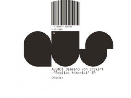 "DAMIANO VON ERCKERT - Replica Material (12"" Vinyl)"