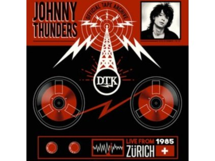 JOHNNY THUNDERS - Live From Zurich 85 (LP)