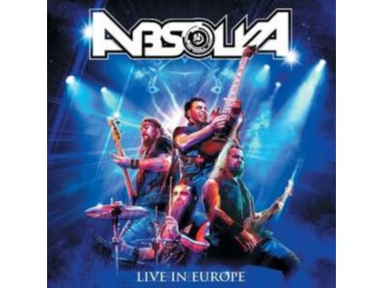 ABSOLVA - Live In Europe (LP)
