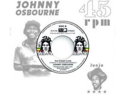 "JOHNNY OSBOURNE - Ice Cream Love (7"" Vinyl)"