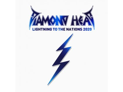 DIAMOND HEAD - Lightning To The Nations 2020 (LP)