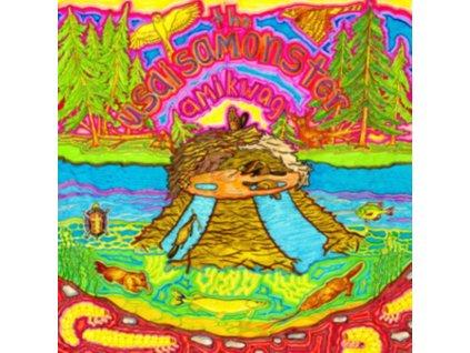 USAISAMONSTER - Amikwag (LP)