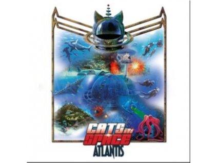 CATS IN SPACE - Atlantis (Blue Vinyl) (LP)