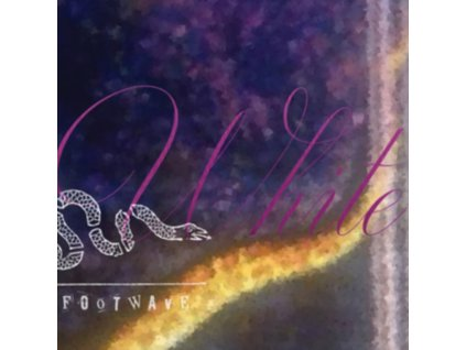 50 FOOT WAVE - Bath White (LP)