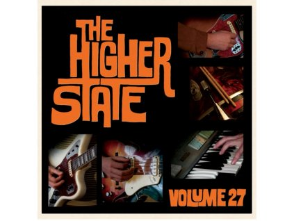 HIGHER STATE - Volume 27 (150G With Lyrics / Dl Card / Tip-On Jacket) (LP)
