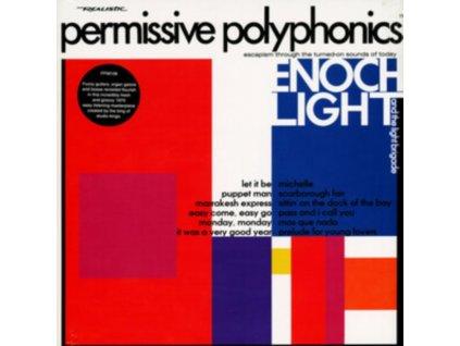 ENOCH LIGHT AND THE LIGHT BRIGADE - Permissive Polyphonics (LP)