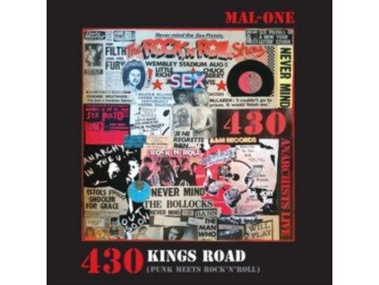 "MAL-ONE - 430 Kings Road (Punk Meets Roc (7"" Vinyl)"