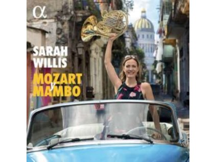 SARAH WILLIS - Mozart Y Mambo (LP)