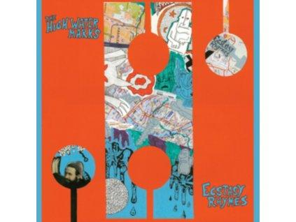 HIGH WATER MARKS - Ecstasy Rhymes (Blue Vinyl) (LP)