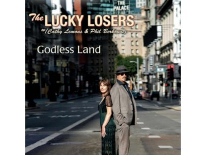 LUCK LOSERS - Godless Land (LP)