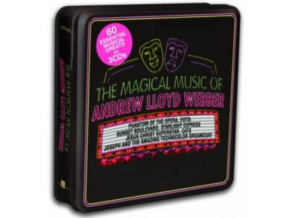 ANDREW LLOYD WEBBER - Magical Music Of Andrew Lloyd Webber (3Cd) Tin (CD)