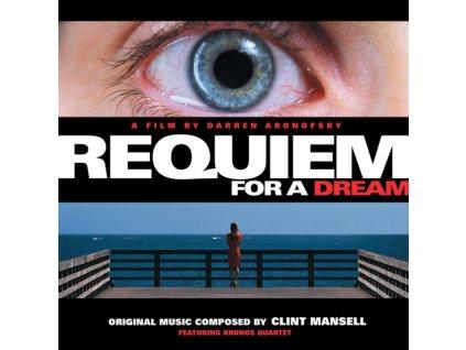 CLINT MANSELL & KRONOS QUARTET - Requiem For A Dream (LP)