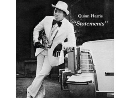 QUINN HARRIS - Statements (LP)