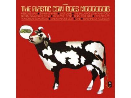 MIKE MELVOIN - Thre Plastic Cow Goes Moooooooog (LP)