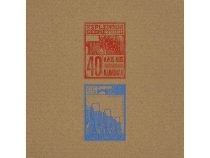 ESPLENDOR GEOMETRICO - 40 Anos Nos Iluminan (LP)