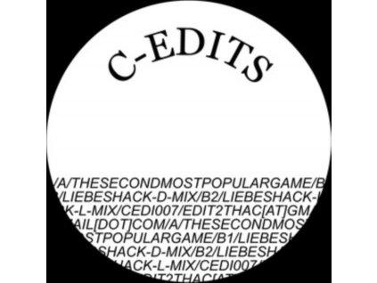 """C-EDITS - Heart Edits (12"""" Vinyl)"""