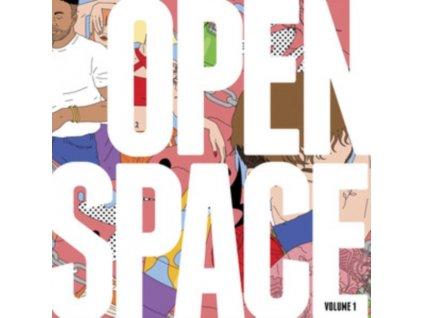 VARIOUS ARTISTS - Open Space Volume 1 (LP)