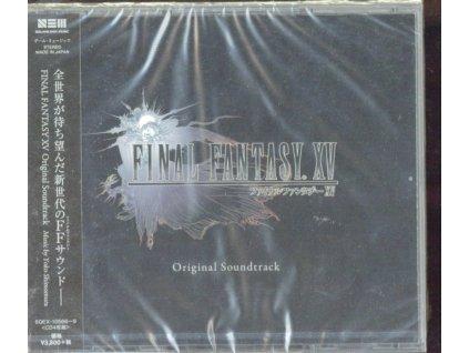 FINAL FANTASY - 15 - OST (CD)