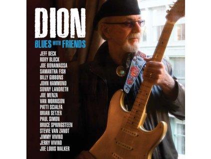 DION - Blues With Friends (LP)