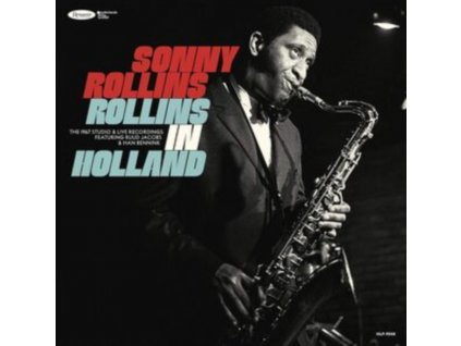 SONNY ROLLINS - Rollins In Holland: The 1967 Studio & Live Recordings (Black Friday 2020) (LP)