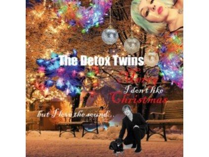 "DETOX TWINS - I Dont Like Christmas (But I Love The Sound) / Merry Xmas Everybody (7"" Vinyl)"