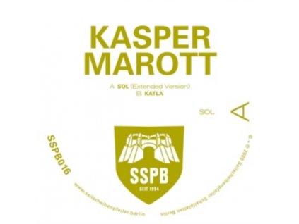 """KASPER MAROTT - Sol (12"""" Vinyl)"""