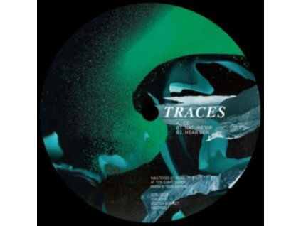 "TRACES - Cc / Nature Vip / Hear She (12"" Vinyl)"