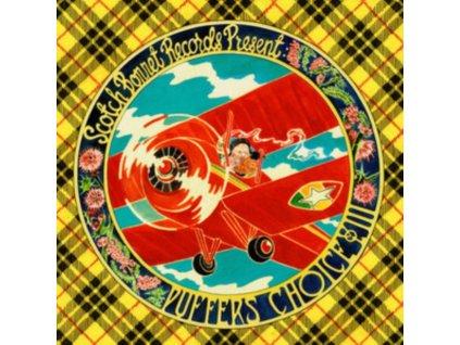 VARIOUS ARTISTS - Scotch Bonnet Presents Puffers Choice Vol. 3 (LP)